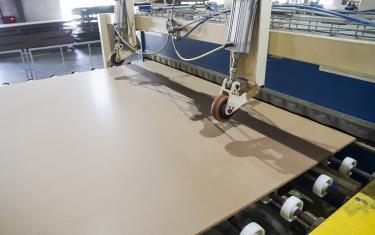 Quy trình sản xuất và ứng dụng của ván gỗ MDF hiện nay trong thiết kế nội thất